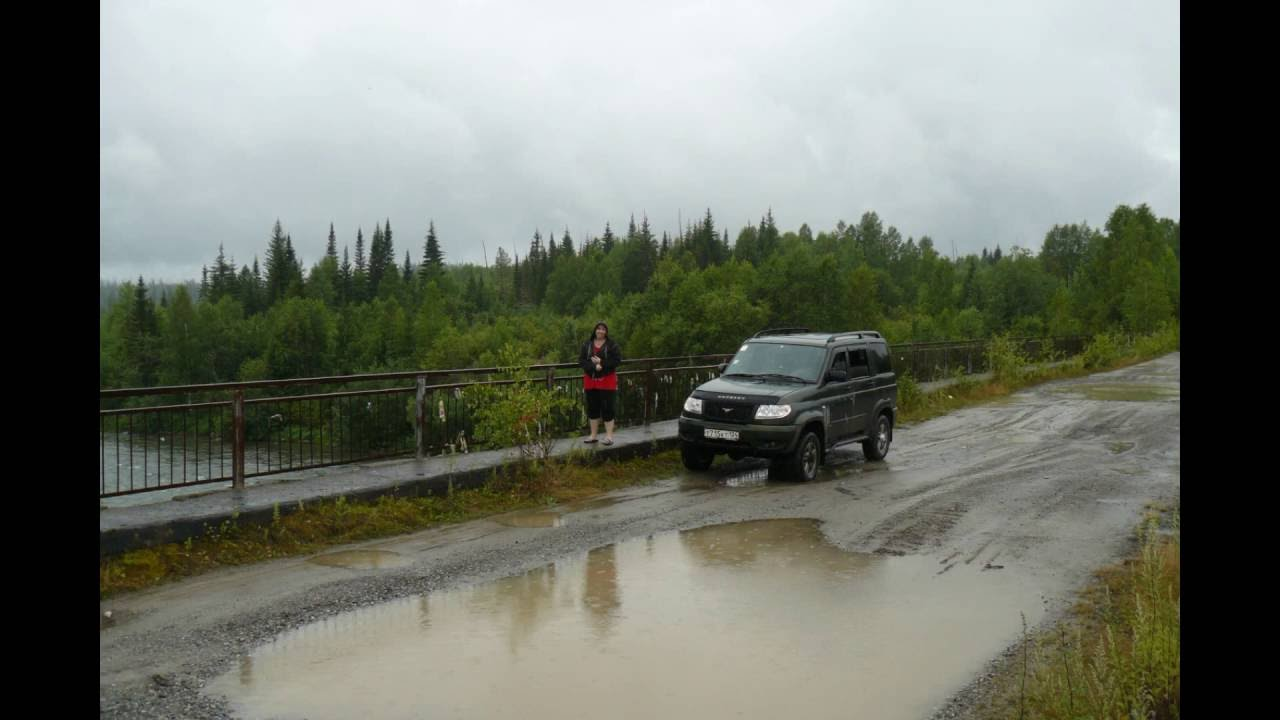 Путешествие на Mitsubishi Pajero sport в Скандинавию часть 4 .