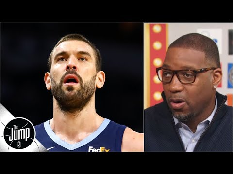 Marc Gasol trade to Raptors: Reaction and analysis | The Jump thumbnail