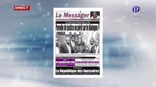 LA REVUE DES GRANDES UNES DU MERCREDI 21 AOUT 2019 - ÉQUINOXE TV