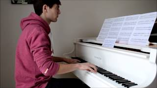 Ellie Goulding - Anything could happen - piano cover - SHEETS in description