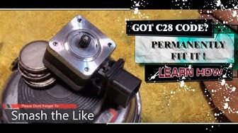 GSXR STVA C28 Code Permanent Fix