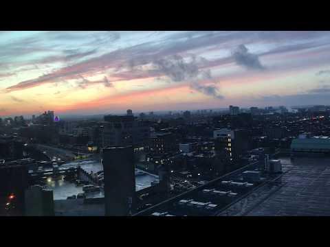 Boston, Massachusetts | Skyline, Quincy Market, Faneuil Hall | Time-Lapse Stock Footage [HD]