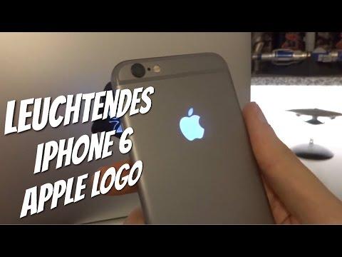 Der Apfel soll leuchten - iGlow iPhone 6 Umbau Tutorial - Glowing Apple - Leuchtendes Apple LOGO