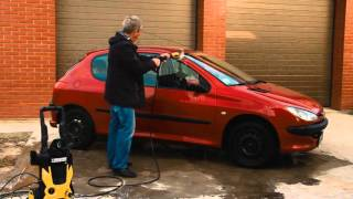 Щетки для мытья автомобиля(Какие щетки нужны для быстрого и тщательного мытья автомобиля с помощью минимойки Керхер? Эксперт M2Motors..., 2016-02-22T10:12:48.000Z)