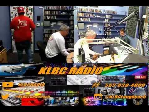 Rob Webb interviews Long Beach trumpet player Matt Fronke on KLBC Radio
