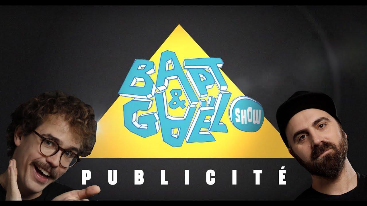 Les pubs – Bapt&Gael