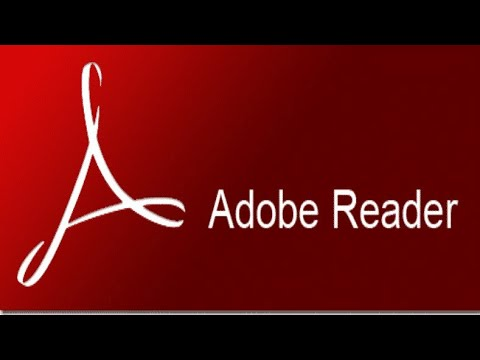 Adobe Acrobat Reader - Full Guide In Hindi
