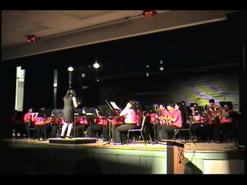 Spania by TJMS Concert Band