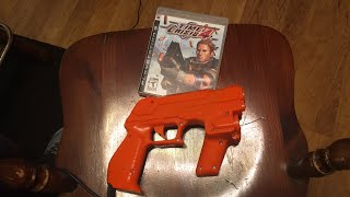 Time Crisis 4 with Guncon 3