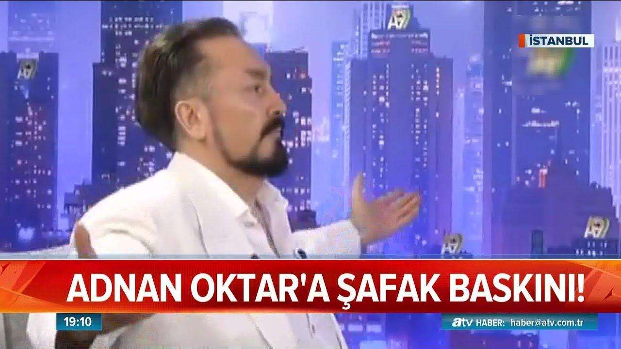 Adnan Oktar'a operasyon! - Atv Haber 11 Temmuz 2018 - YouTube