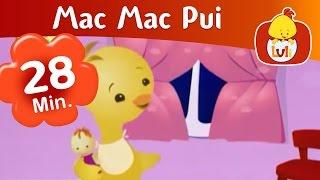 Mac Mac Pui - episod lung, copiii invata despre animale