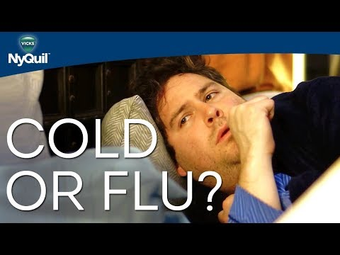 Difference Between Cold and Flu Symptoms | Vicks