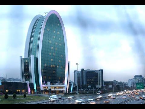 Elite World Europe Hotel, Istanbul, Turkey