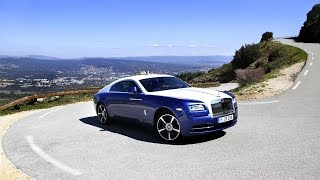 Essai Rolls Royce Wraith : whisky, cigars, and low sports