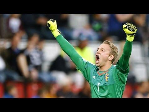 #35 Patrik Carlgren - AIK Goalkeeper | Best Saves | HD
