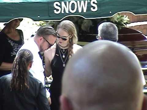 Mr. Gregg Allman's Funeral