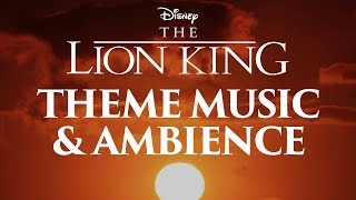 Lion King Music & Ambience | Instrumental Themes and African Ambience