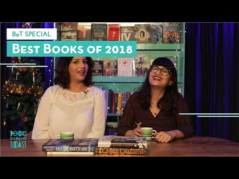 Best Books Of 2018