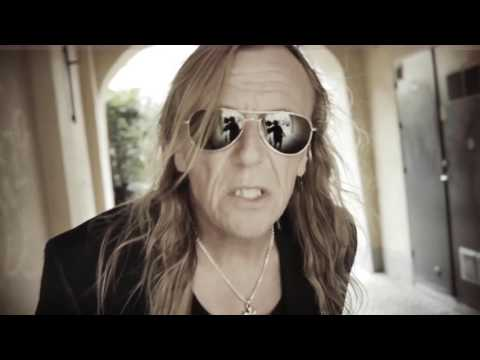 "Pretty Maids ""Face The World"" (Official Music Video)"