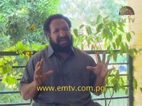 Don Polye's policy to focus on growing PNG economy