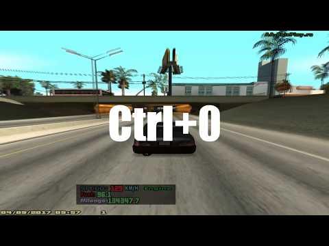 #1 CLEO: Gm Car для Samp 0.3.7 C активацией.