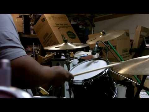 Art Blakey & The Jazz Messengers/ Thelonious Monk - Blue Monk (Drum Cover)
