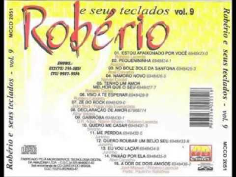 Robério e Seus Teclados - Vol. 9   (completo)