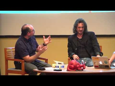 In Conversation with Jeff Smith at the Charles M. Schulz Museum