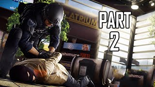 Battlefield Hardline Walkthrough Part 2 - Checking Out (BFH Gameplay Commentary)