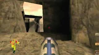 Quake Team Fortress (QWTF) - FOLD vs. aXe I, pt. 1