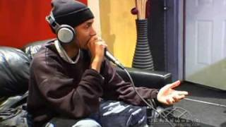 Ali Vegas & Nature talk about Sony-Trackmasters-Nas | DJ Superstar Jay & Milani Rose (KING Magazine)
