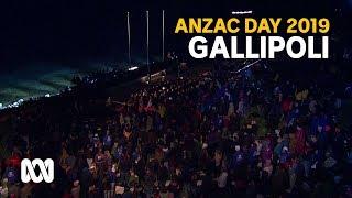 Anzac Day 2019 - Gallipoli dawn service