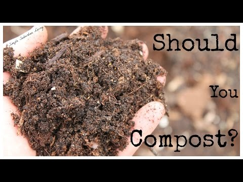 Easy Composting Method – The best time to start is now!