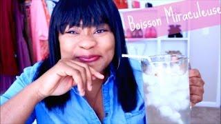 BOISSON MIRACLE: Anti fatigue, energetique, coupe faim, perte de poids. l BelleBijou