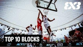 Top 10 Blocks 2016 - FIBA 3x3