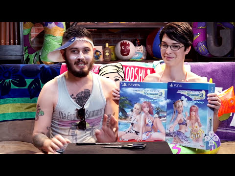 Dead or Alive Xtreme 3 collector