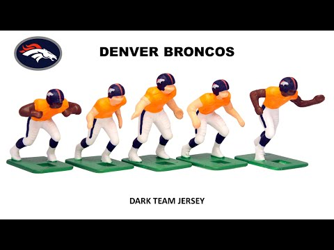 New NFL Electric Football Action Figures By Tudor Games