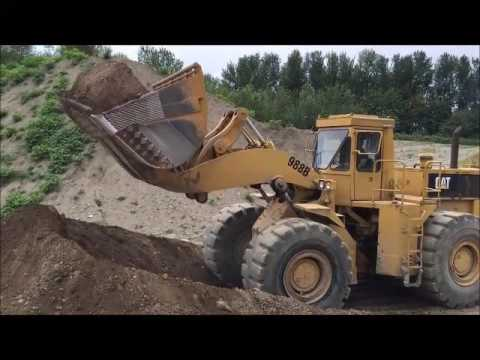 1988 CAT 988B wheel loader - Pacific Rim Machinery, Inc.