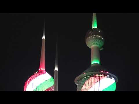 Aladeen Fun Zone celebration the national day of Kuwait 2018- احتفالات العيد الوطني الكويتي ٢٠١٨