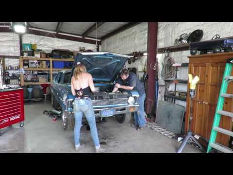 In the Shop with Emily (Flying Sparks Garage)