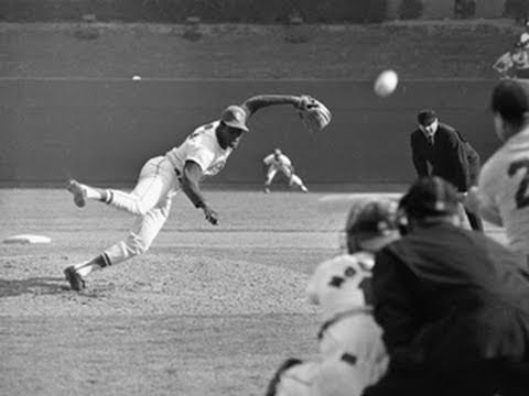 1968 World Series, Game 1: Tigers @ Cardinals