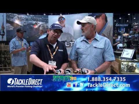Fin-Nor Lethal Casting Reels At ICAST 2013