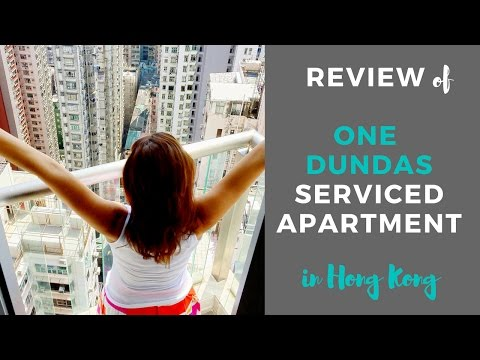 One Dundas Serviced Apartment in Hong Kong