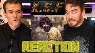KGF   Yash   Srinidhi Shetty   Kannada   Trailer Reaction!