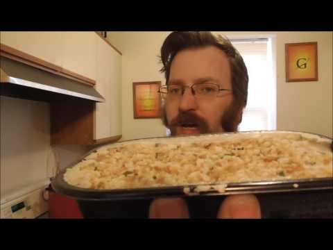 Stouffers Garlic Parm Mac N Cheese