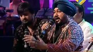 Tu Mere Ruburu Hai -Daler Mehndi (Saregamapa Singing Superstar) - HQ