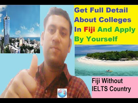 Fiji Student Visa (Apply Today)