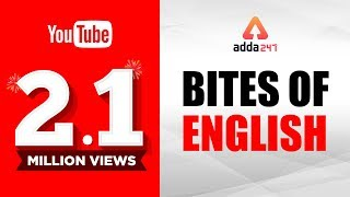 Bites of English | Rearrangement of Sentences Tricks  | Online Coaching for SBI IBPS Bank PO