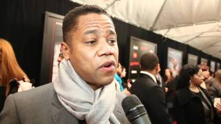 """""""Red Tails"""" Red Carpet"""