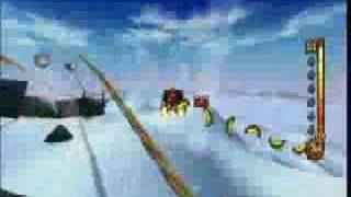Donkey Kong Barrel Blast (Wii) E3 2007 Trailer